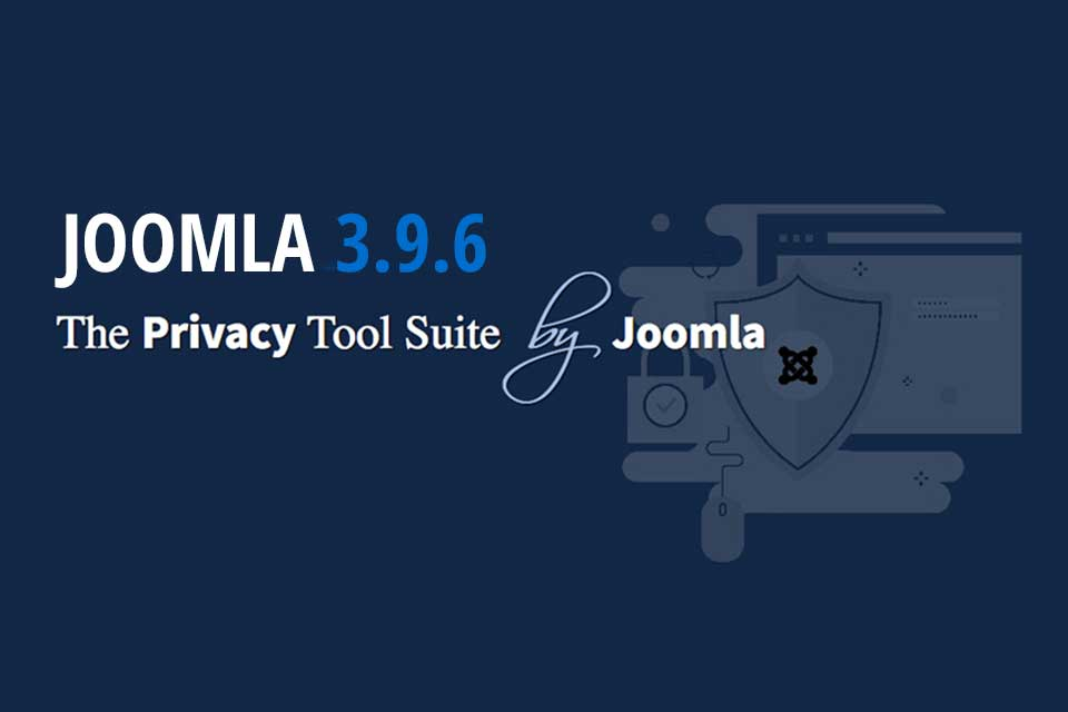 Joomla 3.9.6 Security Update
